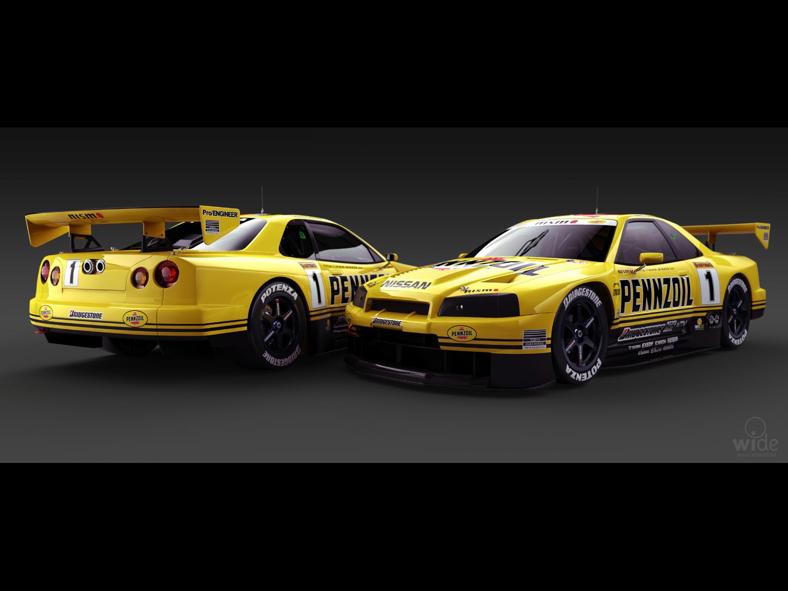 Pennzoil Gt R Wallpaper Gt R Register Nissan Skyline
